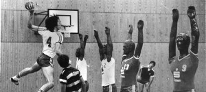 Interaktives Handballtraining